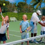 Beaches Negril tennis lesson