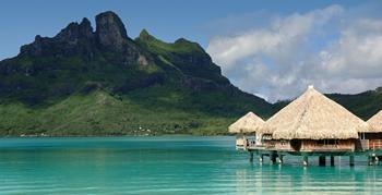 St Regis Bora Bora Resort-Otemanu