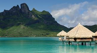 St Regis Bora Bora Resort Otemanu