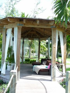 Beach-side Gazebo